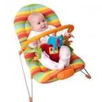 เปลโยกเด็ก สั่นได้ มีเพลงกล่อม Bloombaby - Nursery Time Bouncy Cradle