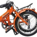 จักรยานพับ Meadow รุ่น Move Metro 16