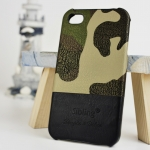 เคสครอบหลังลายทหาร Apple iPhone 4/4s
