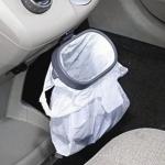 อุปกรณ์หนีบถุงใส่ขยะในรถยนต์