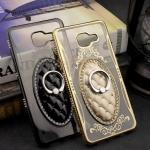 Shengo เคส TPU ไฮโซมีห่วงคล้อง สำหรับ Samsung Galaxy A5 2016