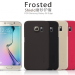 เคสมือถือ Samsung Galaxy S6 Edge Frosted Shild case NILLKIN แท้ !!