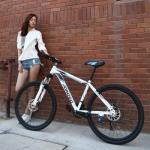 พรีออเดอร์ จักรยาน จักรยานพับได้ จักรยานเสือภูเขาพับได้ ราคาประหยัด