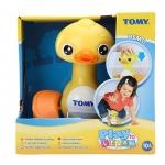 เป็ดน้อยเดินได้ ชวนน้องคลาน Tomy - Wibble Wobble Duckling