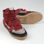 รองเท้า Adidas Originals Hardland Strong Red/Black Size: UK11-US11.5-D-11