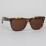 แว่นตา Super Sunglasses The Basic Sunglasses in Florida Print