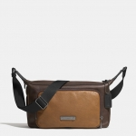 กระเป๋าผู้ชาย COACH THOMPSON COLORBLOCK CITY PACK F71421