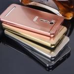 - Aluminum Bumper Frame For Asus ZenFone Go TV 5.5 นิ้ว (ZB551KL) [ Zenfone Dtac ] รุ่น High Luxury