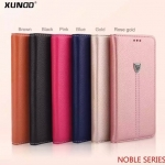Luxury XUNDD Real Leather Case For Samsung Galaxy Note 7