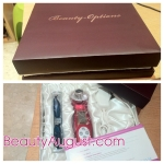 Clip Review เครื่องนวดหน้า Ultrasonic beauty massager by Jane