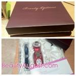 Clip Review เครื่องนวดหน้า Ultrasonic beauty massager by Jane