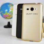 Metal Aluminum Bumper Frame For Samsung Galaxy CORE 2