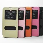 Case For Samsung Galaxy MEGA2 รุ่น 2 ช่องรูดรับสาย