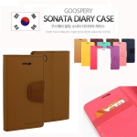 เคส Mercury Samsung Galaxy Note 4 รุ่น Sonata Diary Case
