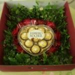 Love is chocolate