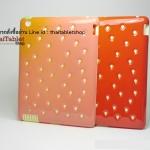 เคส ซิลิโคน iPad 2 3 4 ลาย StrawBerry