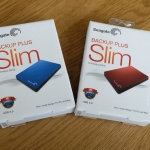 Seagate Backup Plus Slim USB3.0