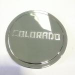 ฝาครอบถังน้ำมันโครเมี่ยมColorado 2012