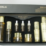 **หมดจ้า** Bergamo - Luxury Gold 9 & Collagen Skin Care System