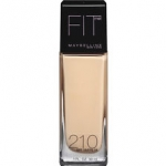 Maybelline - Fit Me Liquid SPF 18 Foundation Matches #No.210