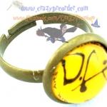 แหวนวินเทจ DA