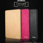 XUNDO Series เคส iPad mini 4 งานหนังสวยที่สุดในสามโลก..