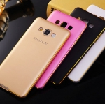 Luxury Aluminum Metal Bumper Frame Cover For Samsung Galaxy Core 2