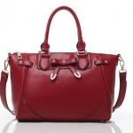 กระเป๋าแฟชั่น Axixi รหัสสินค้า AX79 สี แดง