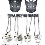สร้อยคอ + จี้ Transformers