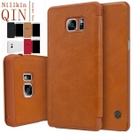 NILLKIN Qin Leather Flip Wallet Case Cover For Samsung Galaxy Note 7