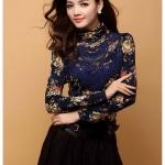 (Pre order)เสื้อเจ้าหญิง Pricess แสนสวยสีน้ำเงิน