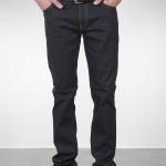กางเกง Nudie Jeans Thin Finn Dry Liquid Indig