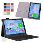Microsoft Surface Pro 3 Case รุ่น Professional Slim-Fit PU Leather Folio Case