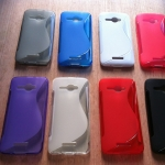 Case Silicone for HTC Butterfly (X920d)