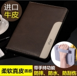 For iPad 2 / 3 / 4 Business Style PU Leather Stand Case Cover