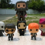 Harry Potter Funko Pop 8 แอ๊ค