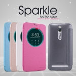 เคส Asus Zenfone 2 5.5 นิ้ว ZE550 / Deluxe ZE551ML Sparkle Leather Case NILLKIN แท้ !!