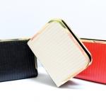 ลดราคา***พร้อมส่ง สีดำ 1 ใบเท่านั้น - กระเป๋าแฟชั่น สไตล์เกาหลี ใบกลาง ดีไซน์แบรนด์ Chanel ทรงกล่องขอบเหล็กสีทอง ถือได้ สะพายยาวได้ค่ะ