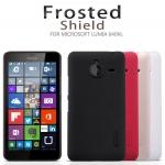 NILLKIN เคส Microsoft Lumia 640 XL รุ่น Frosted Shield แท้ !!