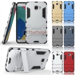 Hybrid Shockproof Armor Rubber Stand Case For Samsung Galaxy A9 / A9 Pro
