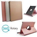 - Platinum 360° Rotating PU Leather Folio Case Cover Stand for Apple iPad Air