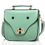 กระเป๋าแฟชั่น Axixi รหัสสินค้า AX163 สี เขียวมิ้น