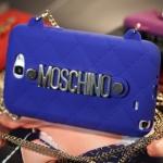case Note2 เคส Samsung Galaxy Note2 ซิลิโคน Moschino