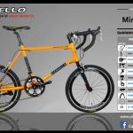 จักรยาน Minivelo alu