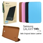 "- Belk Original Italian Leather Case For Samsung Galaxy Tab4 7"" T230 T231"