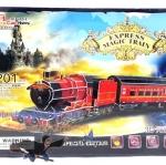 จิ๊กซอว์ 3 มิติ รถไฟ Hogwarts - Hogwarts train 3D