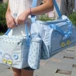 กระเป๋าคุณแม่ ควรมีของใช้จำเป็นอะไรบ้าง
