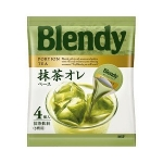 AGF Blendy Potion Tea Matcha I 1 bag (4 pieces) / Traj q potion tea Matcha ore base