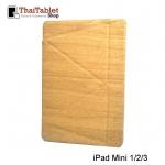 เคส iPad MiNi 1/2/3 รุ่น ลายไม้