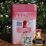 BASCHI QUICK SLIMMING MENTAL BOX บาชิชมพูกล่องเหล็ก ของแท้ เม็ดยา A1